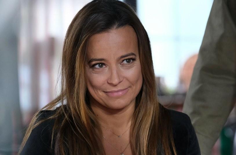 Anna Mucha lubi zaskakiwać fanów w social mediach /Marta Gostkiewicz /East News