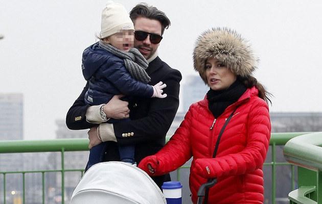 Anna Mucha ma już dwoje dzieci. Czy spodziewa się trzeciego? /Foto IP