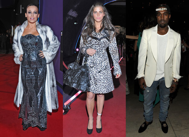 Anna Mucha, weronika Rosati I Kanye West też podpadli Dżoanie /MWMedia