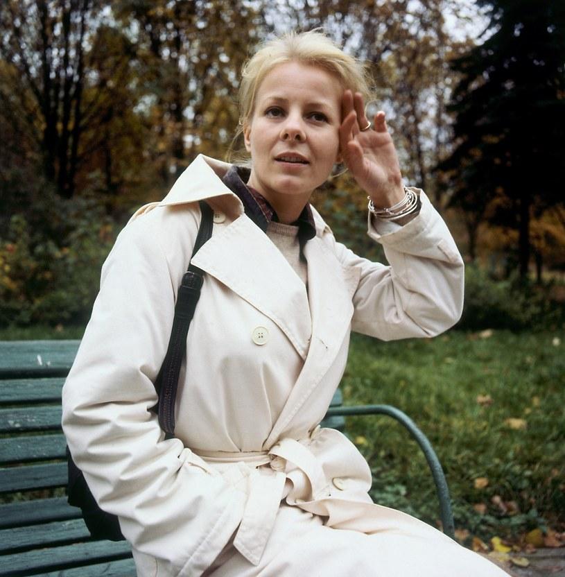 Anna Nehrebecka - kariera nie była dla niej najważniejsza /Bauer /AKPA