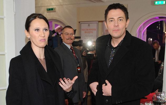Anna Nowak-Ibisz, Krzysztof Ibisz /fot.Andrzej Szilagyi  /MWMedia