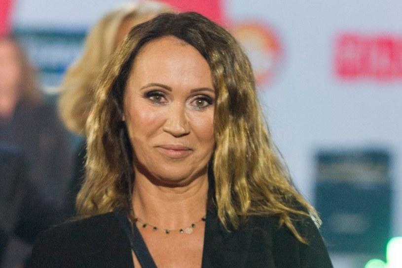 """Anna Nowak-Ibisz od 2011 jest prowadzącą popularnego programu """"Pani gadżet"""" /Artur Zawadzki /Reporter"""