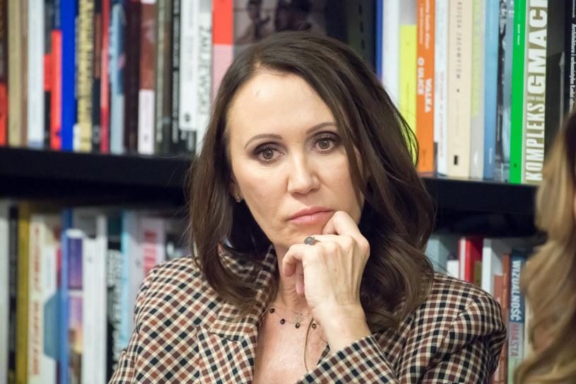Anna Nowak-Ibisz pochwaliła się portretem / Wojciech Stróżyk  /Reporter