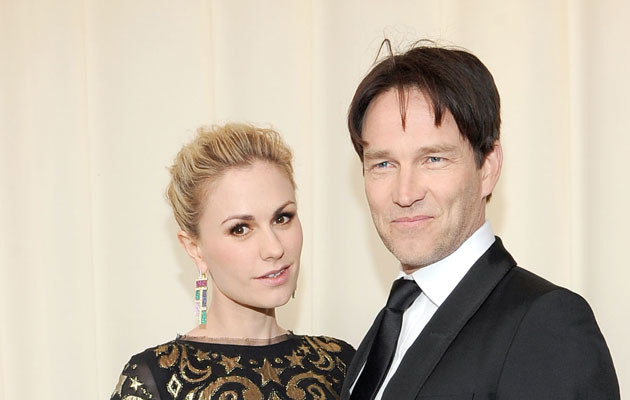 Anna Paquin i Stephen Moyer /Larry Busacca /Getty Images