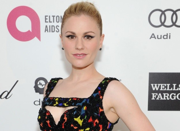 Anna Paquin /Getty Images