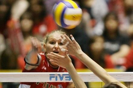 Anna Podolec była jedną z najjaśniejszych postaci w naszym zespole /AFP