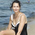 Anna Popek kusi długimi nogami w bikini! Wow!