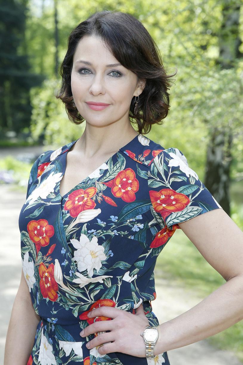Anna Popek nie uważa się za gwiazdę nowej Telewizji Polskiej /AKPA