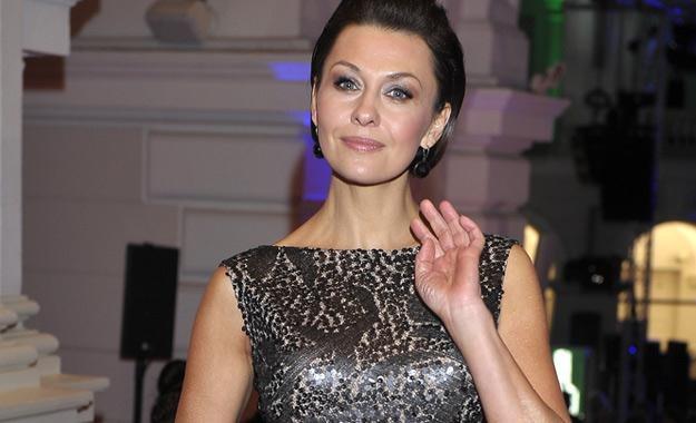 Anna Popek zachwyca swą świetną formą /AKPA