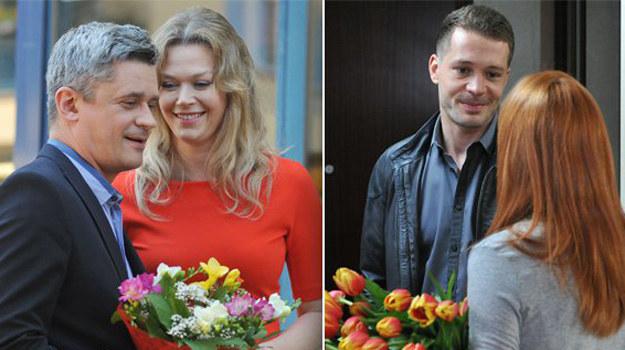 Anna pozna Wiktora i odkryje w nim bratnią duszę, a Tomek pogodzi się z Agnieszką. /www.mjakmilosc.tvp.pl/