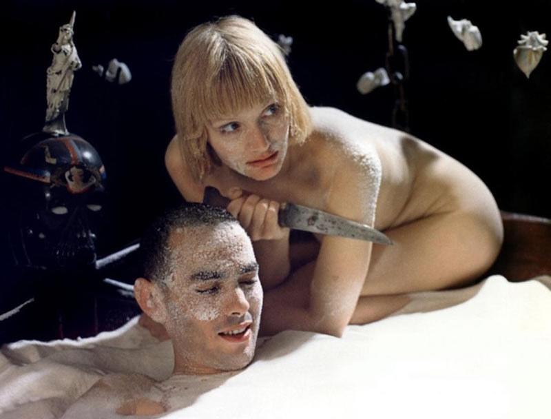 """Anna Prucnal w """"Sweet Movie"""" /materiały prasowe"""