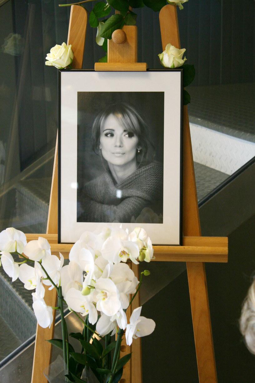 Anna Przybylska - 1978 - 2014 /Andrzej Wrzesiński /East News