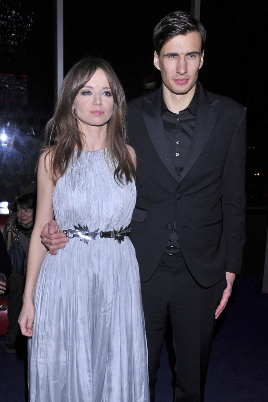 Anna Przybylska i Jarosław Bieniuk (2013) /AKPA