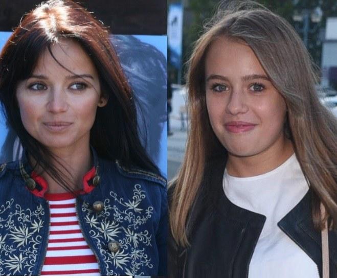 Anna Przybylska i Oliwia Bieniuk (Fot. A.Wrzesiński/TRICOLORS) /EastNews /East News