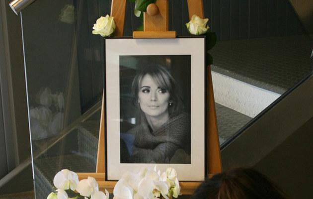 Anna Przybylska: Ostatnie pożegnanie aktorki /Andrzej Wrzesiński /East News