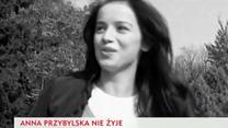 Anna Przybylska we wspomnieniach Cezarego Pazury