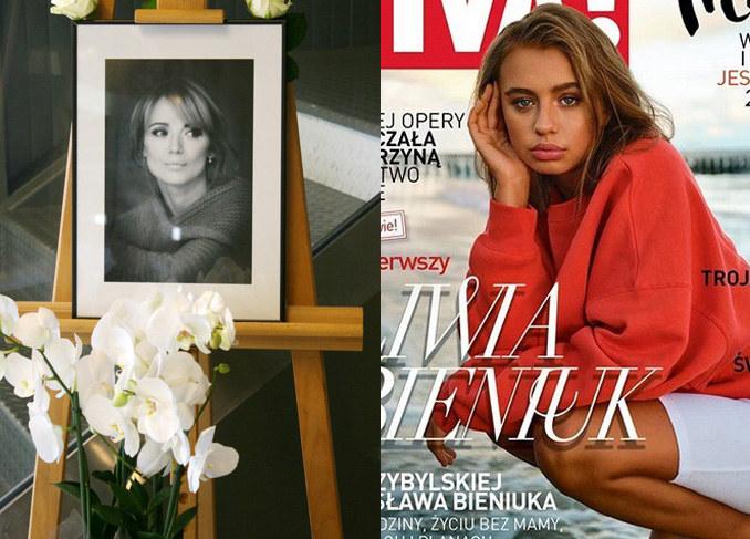 Anna Przybylska zmarła 5 października 2014 roku, fot. Andrzej Wrzesiński /East News