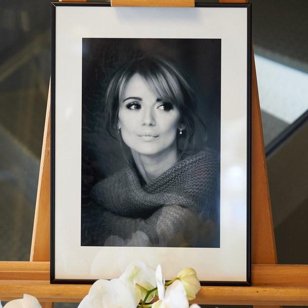 Anna Przybylska zmarła 5 października 2014 roku /MWMedia