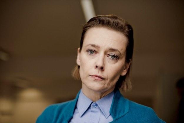 "Anna Radwan w serialu ""Pakt"" /HBO"