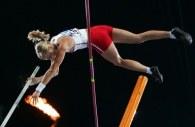 Anna Rogowska przywiezie z Madrytu srebrny medal HME /AFP