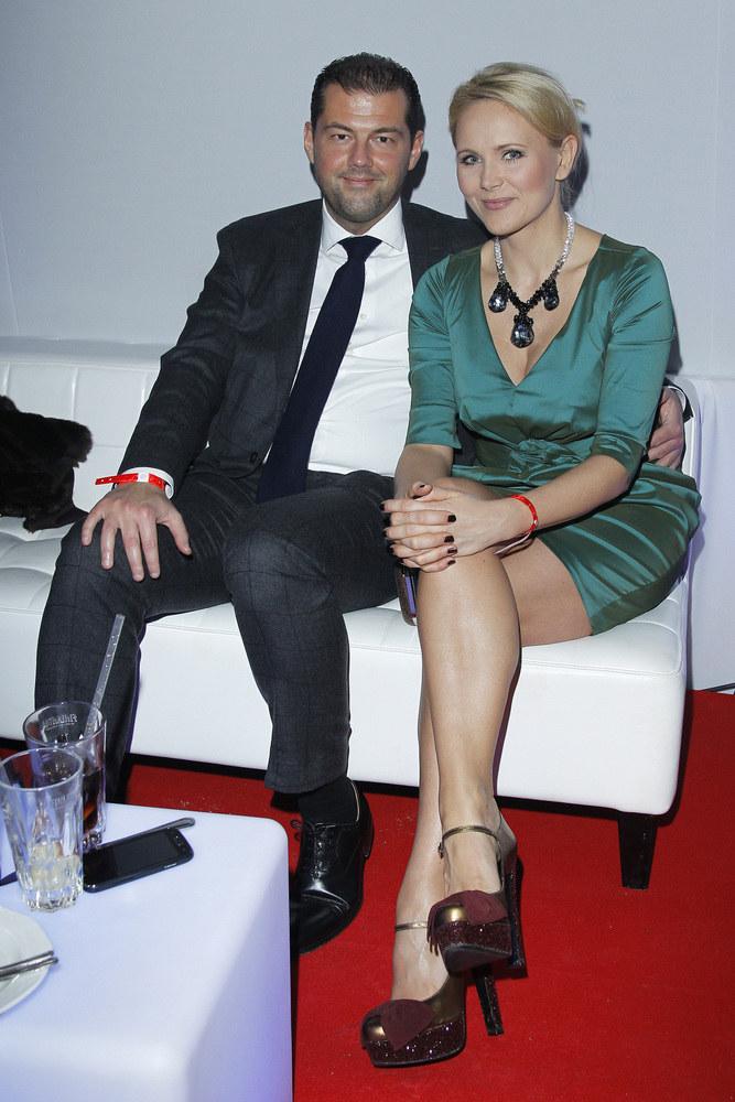 Anna Samusionek i Mark spotykali się przez kilka miesięcy /Engelbrecht /AKPA