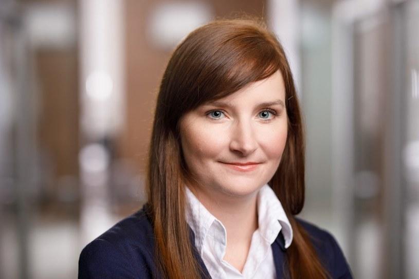 Anna Sapota, wiceprezes ds. relacji rządowych w Europie Północno-Wschodniej firmy TOMRA. /materiały prasowe
