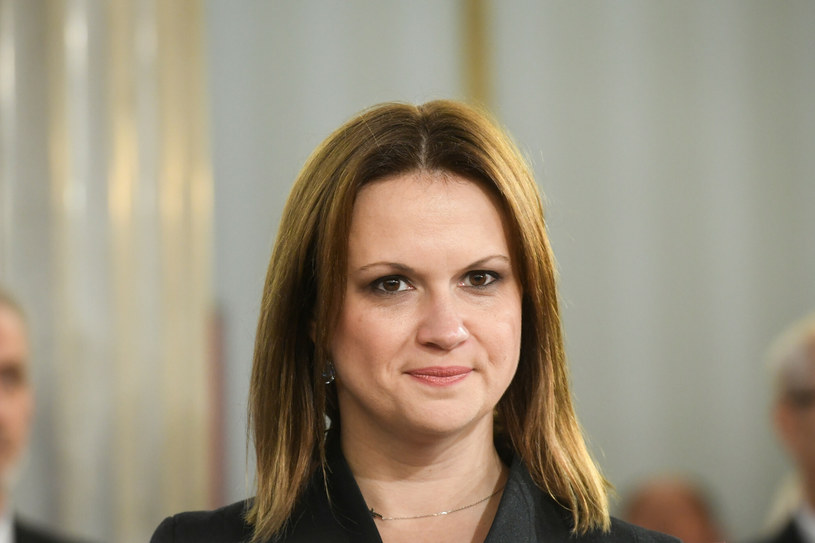 Anna Schmidt /Jacek Domiński /Reporter