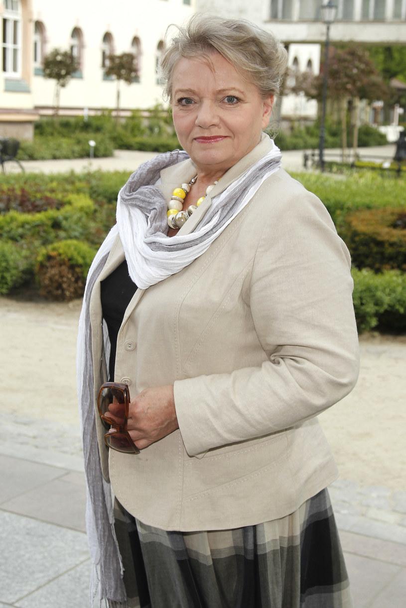 Anna Seniuk,, 2012 rok / Engelbrecht /AKPA