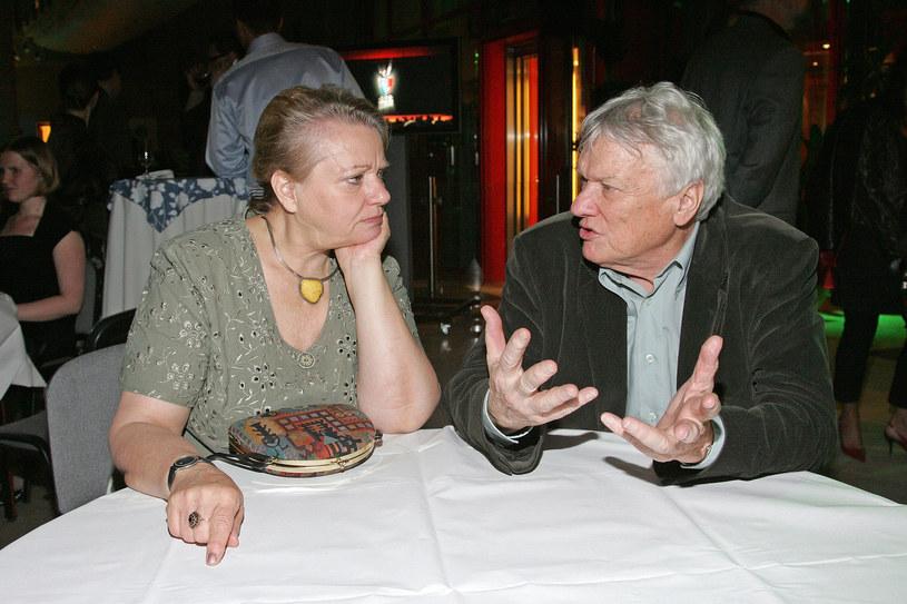 Anna Seniuk i Maciej Małecki /Engelbrecht /AKPA