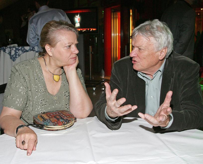 Anna Seniuk i Maciej Małecki / Engelbrecht /AKPA