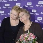 Anna Seniuk i Magdalena Małecka