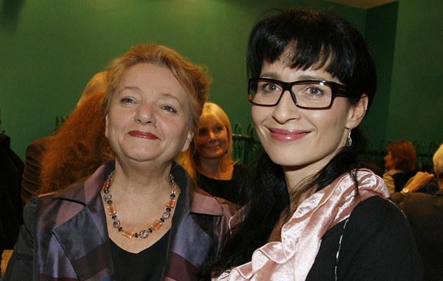 Anna Seniuk, Kinga Ilgner /Jarosław Wojtalewicz /AKPA