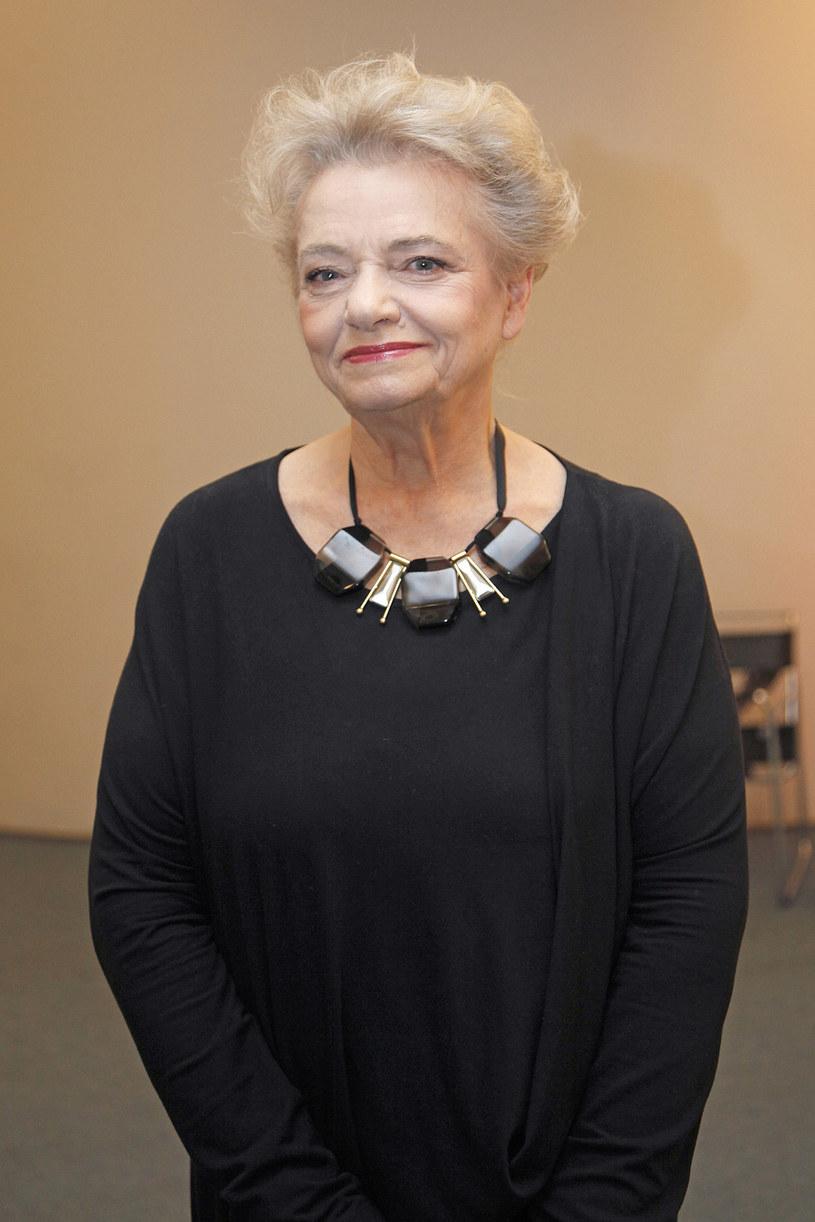 Anna Seniuk, październik 2018 /Telus /AKPA