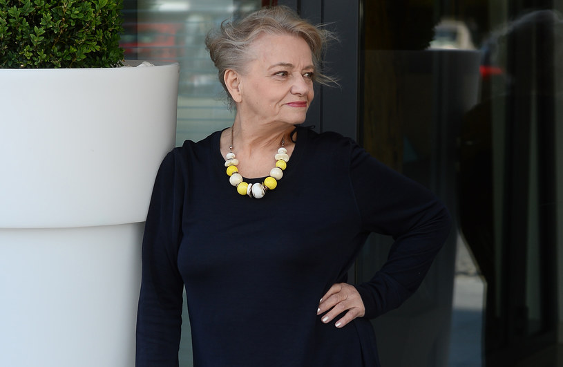 Anna Seniuk /Jarosław Antoniak /MWMedia