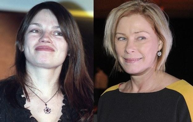 Anna Skrobiszewska i Małgorzata Potocka /- /East News