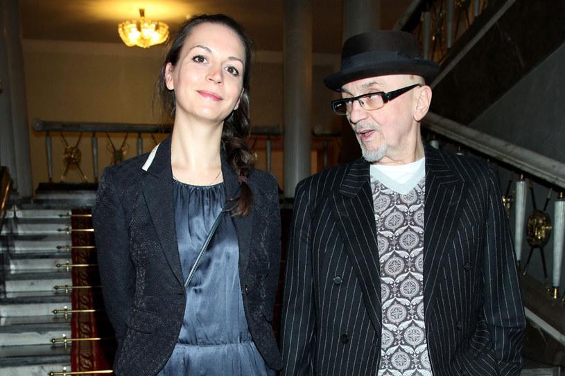 Anna Stańko i Tomasz Stańko w 2013 roku /Paweł Wrzecion /MWMedia