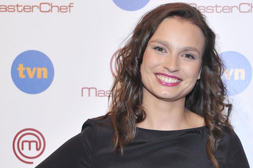 Anna Starmach jest otwarta na eksperymenty każdego kucharza! /Engelbecht /AKPA