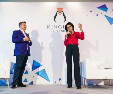 Anna Streżyńska doradcą projektu Kinguin ICO
