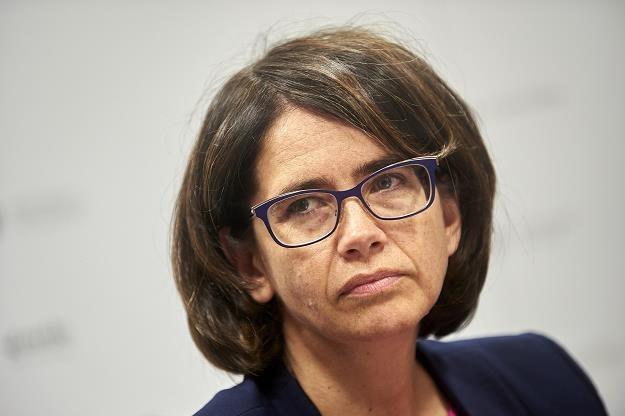Anna Streżynska Minister Cyfryzacji. Fot. Michal Wargin /East News