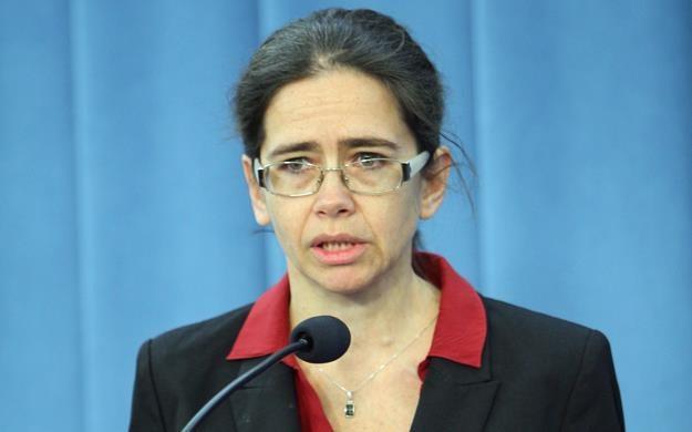 Anna Streżynska, minister cyfryzacji. Fot. Stanisław Kowalczuk /Agencja SE/East News