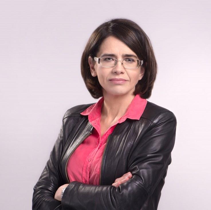 Anna Streżyńska, minister cyfryzacji / inf. prasowa /&nbsp