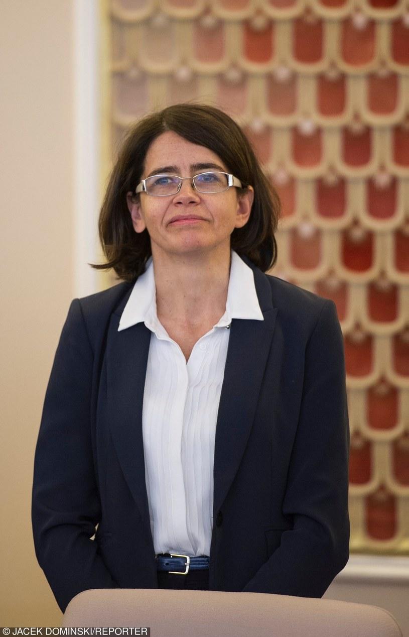 Anna Streżyńska - minister cyfryzacji /Jacek Domiński /Reporter