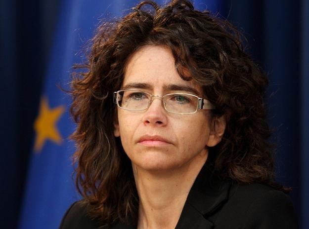Anna Streżyńska, prezes UKE. Fot. Przemyslaw Getka /Reporter