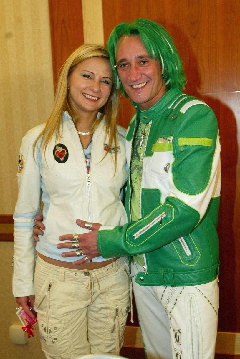 Anna Świątczak i Michał Wiśniewski /Fot. Jan Zdzarski Jr /East News