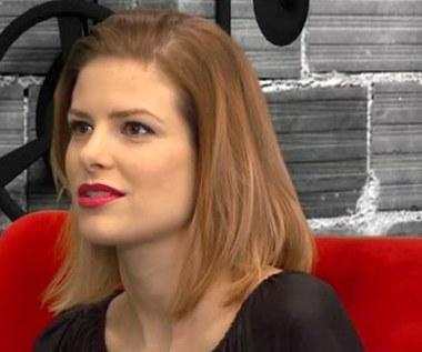 "Anna Szarek wspomina aferę z filmem ""Last minute"""