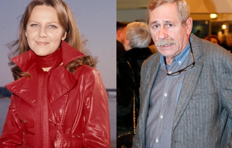 Anna Szczepaniak i Andrzej Strzelecki /Jerzy Plonski/FORUM, Telus/AKPA /