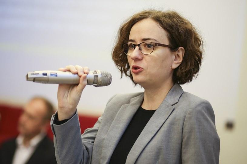 Anna Szybist /Beata Zawrzel /Reporter