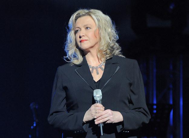 Anna Treter występuje już od 30 lat na scenie /MWMedia