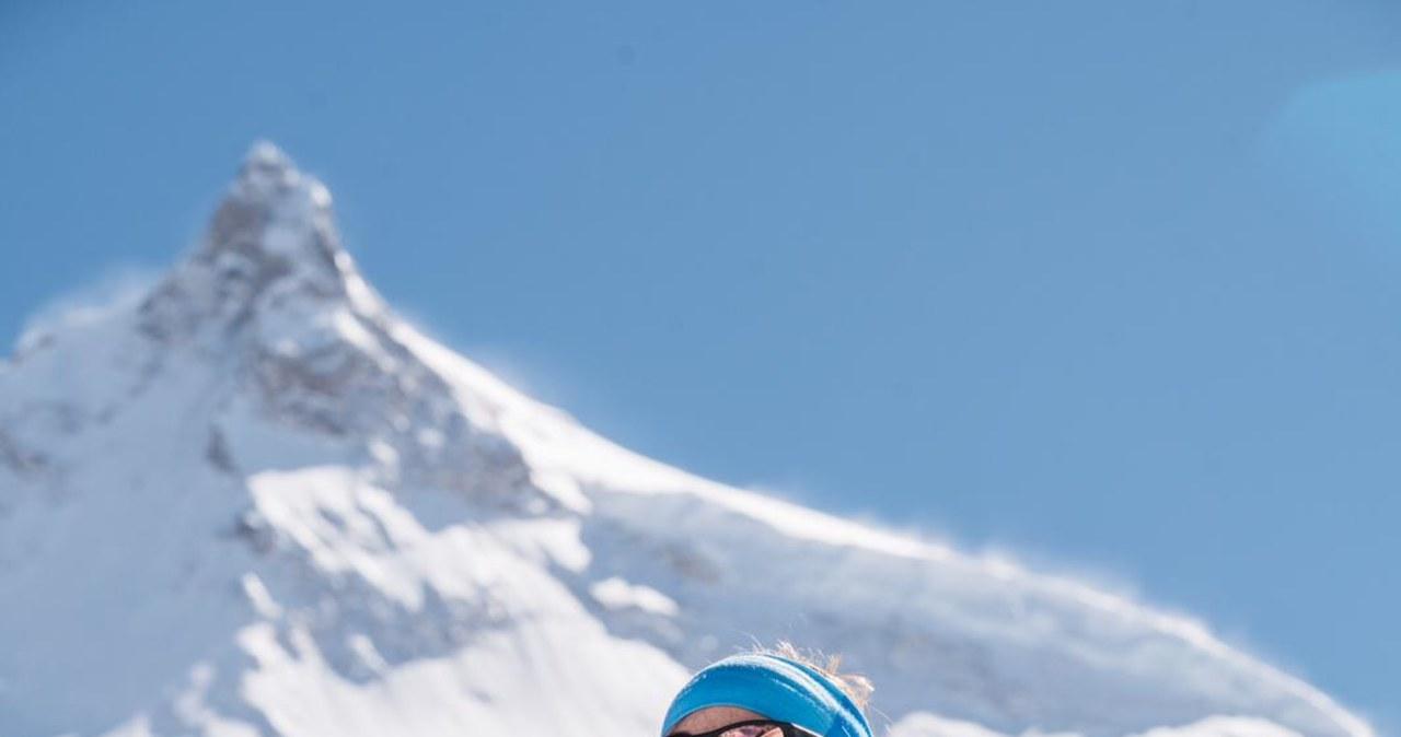 Anna Tybor gotowa na narciarski atak na Manaslu