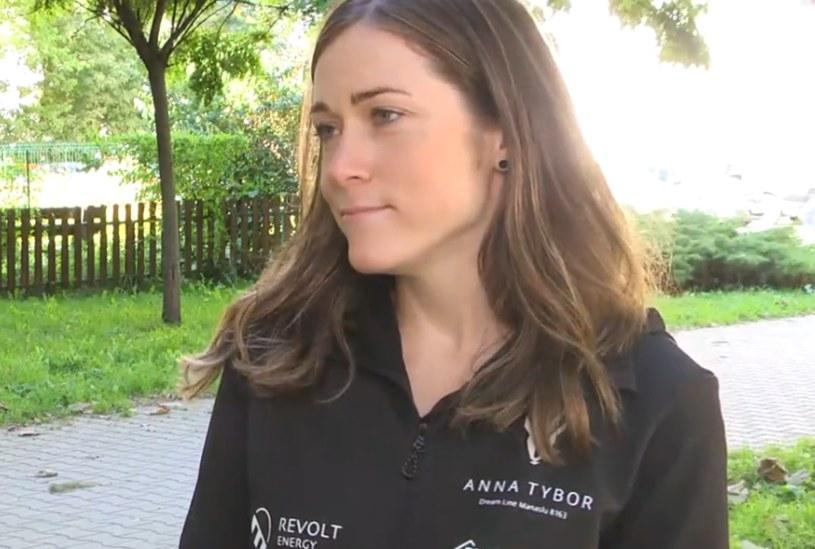 Anna Tybor /Zbigniew Czyż /INTERIA.PL